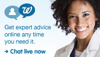 Get expert advice any time online when you need it. Chat live now.