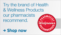 Try the brand of Health & Wellness Products our pharnacists recommend. Shop now.
