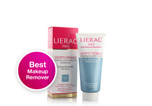 Best Makeup Remover. Lierac Paris Diopti Demaq Gentle Eye Makeup Remover. Key ingredients like Keratin and Vitamin B5 nourish lashes while Linden and Mallow extracts calm delicate skin. Shop now.