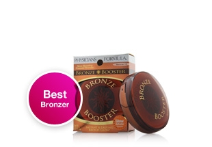Best Bronzer. Physician's Formula Glow-Boosting Pressed Shimmer Bronzer. Get a shimmering glow with this bronzer containing radiance-inducing Carob Tree extract and brightening Vitamin C. Shop now.