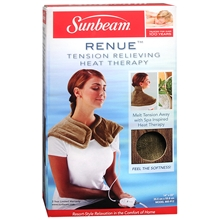 Sunbeam Renue Tension Relieving Heat Therapy Wrap 885-912 Reviews