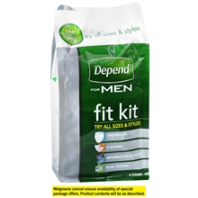 For Men Incontinence Fit Kit