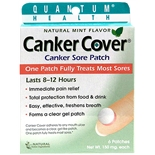 Quantum Health Canker Cover Oral Canker Sore Patches Mint