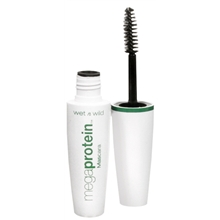 Mega Protein Washable Nourishing Mascara, Very Black