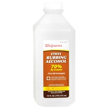Ethyl Rubbing Alcohol 70% First Aid Antiseptic