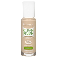 Clean Finish Liquid Foundation, True Ivory