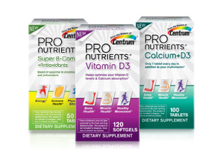 Centrum ProNutrients Health Supplements. Shop now.