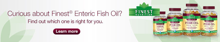 Curious about Finest Enteric Fish Oil? Find out which one is right for you. Learn more.
