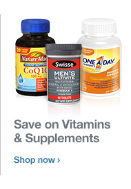 Save on Vitamins & Supplements. Shop now.