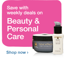 Save with weekly deals on Beauty & Personal Care. Shop now.