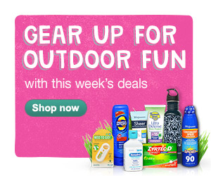 Gear Up For Outdoor Fun With This Week's Deals! Shop now.