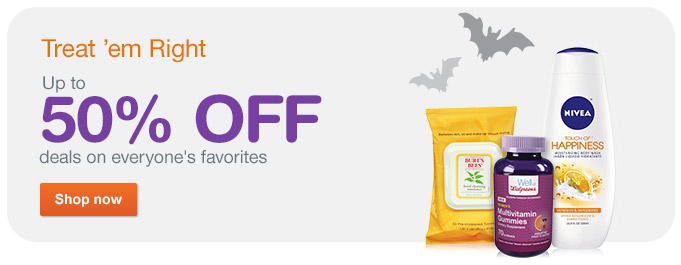 Treat 'em Right. Up to 50% OFF deals on everyone's favorites. Shop now.