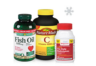 Vitamins and Supplements from Walgreens and more