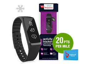 Walgreens Activity Tracker