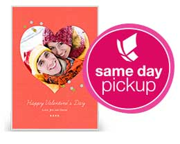 Make Valentine's Day Special. Same Day Pickup.
