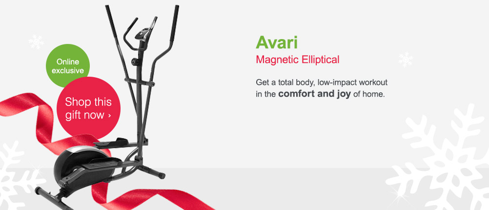 Avari Magnetic Elliptical. Online exclusive. Shop this gift now.