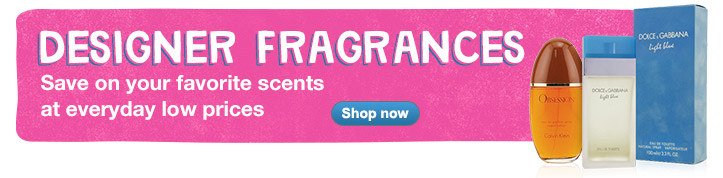 Designer Fragrances. Save on your favorite scents at low prices. Shop now.