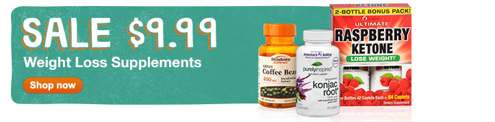 Sale $9.99 Weight Loss Supplements. Shop now.